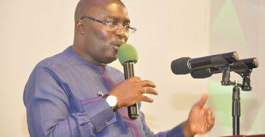 Dr Mahamudu Bawumia replies Mahama