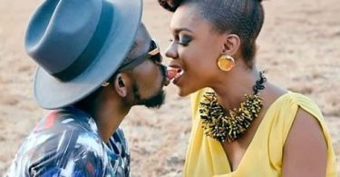 Bisa Kdei relationship with Becca