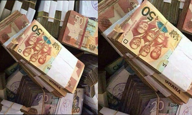 Ghana Cedi to dollar