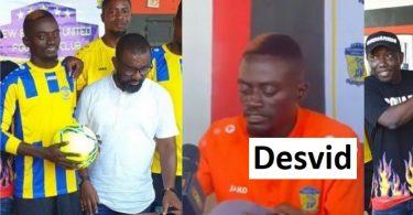 Highest Paid Football player in Ghana