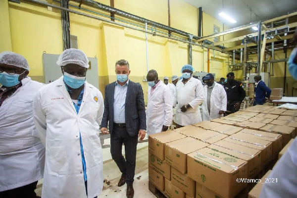 WAMCO West Africa Mills Company Limited